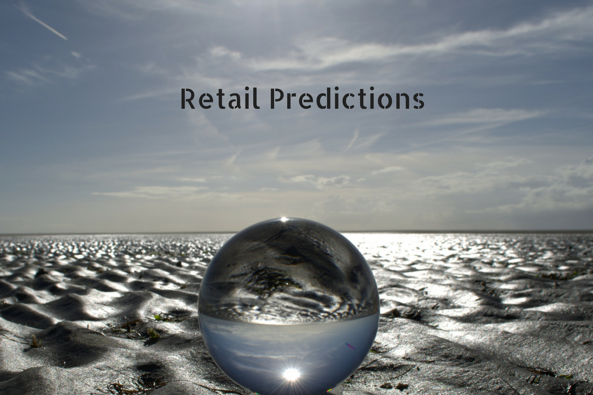New Year's Predictions For Retail