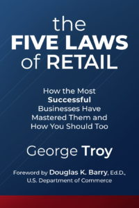 The Five Laws of Retail by George Troy