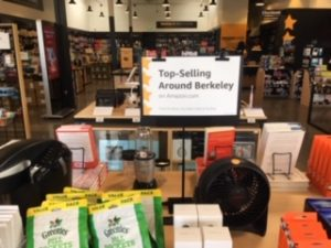 Berkeley Amazon store