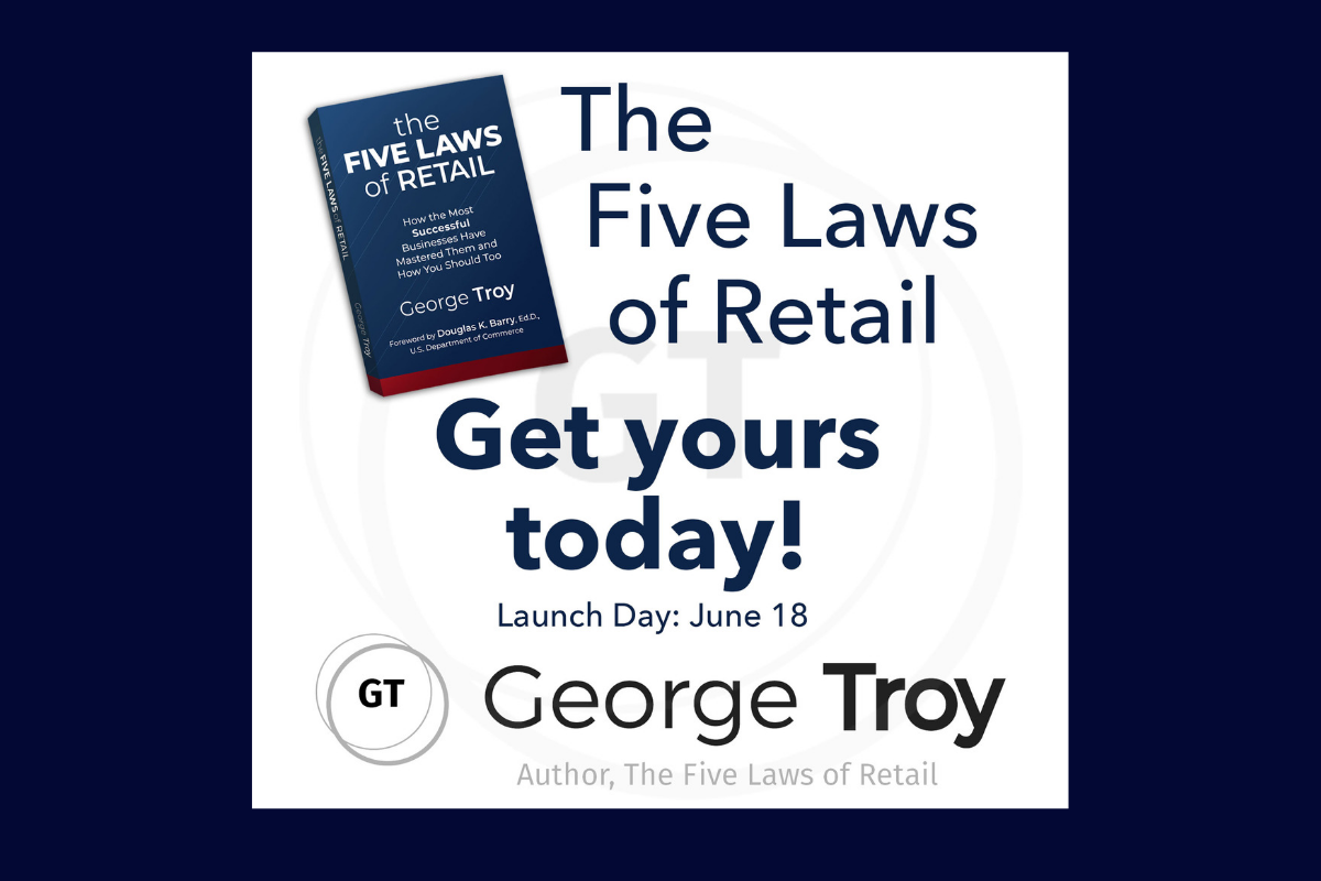 Book Release: The Five Laws of Retail