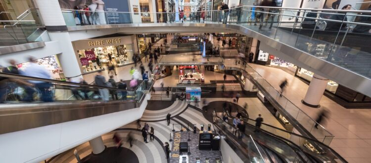 State of Retail Simon Property Brands Malls